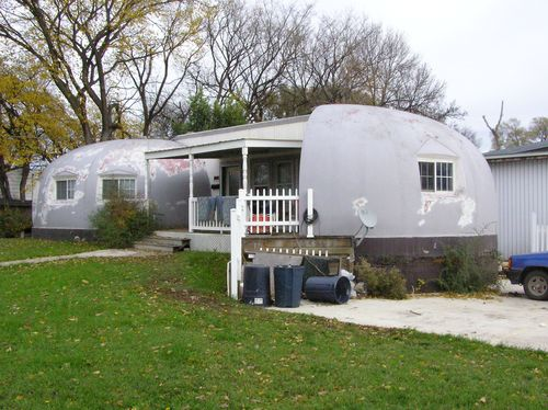 122 22nd Street South  Cement Dome House   Fargo ND   The